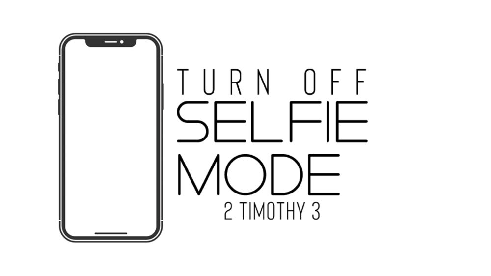Turn Off Selfie Mode Image