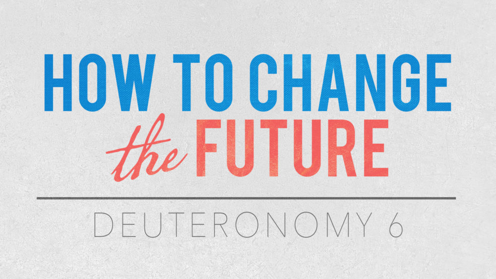 How To Change The Future Image