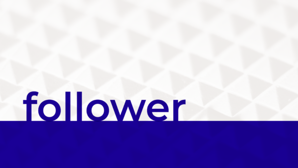 Follower | Come and Follow Me Image