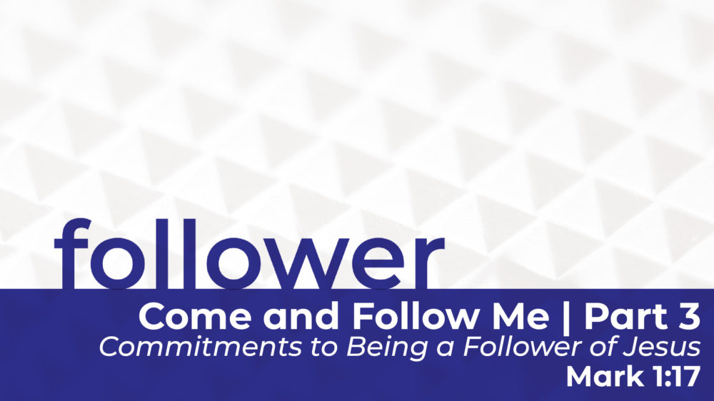 Follower | Come and Follow Me Part 3 Image
